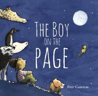 Cover art from The Boy on the Page
