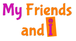 My friends and I logo