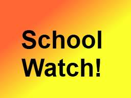 Please keep watch on our school over the vacation